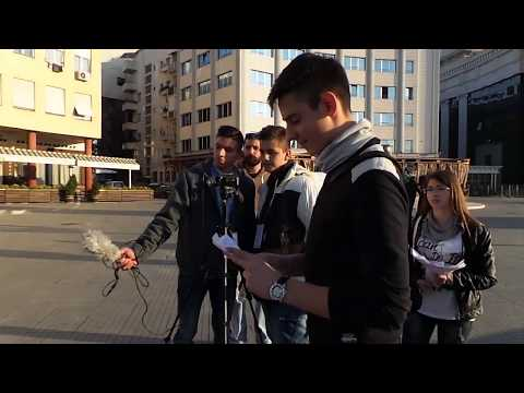 Behind the Scenes - Memory Walk in Macedonia