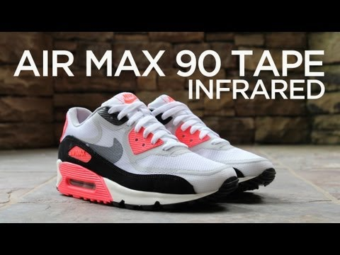 a0ed89b421e2 Review  Nike Air Max 90 Tape QS -