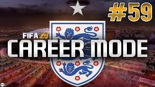 FIFA 20 | Career Mode | #59 | World Cup 2022 Knockout Stages