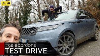 Range Rover Velar | Seduti nel burro di un SUV
