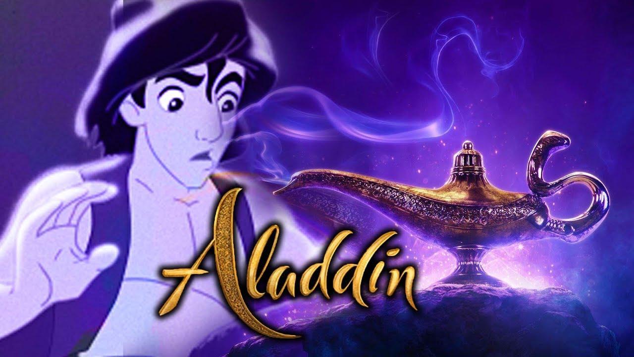 Aladdin 2019: Aladdin 2019 (1992 Style) Teaser Trailer