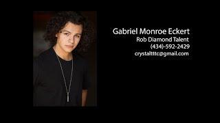 Gabriel Monroe Eckert 90 second demo reel