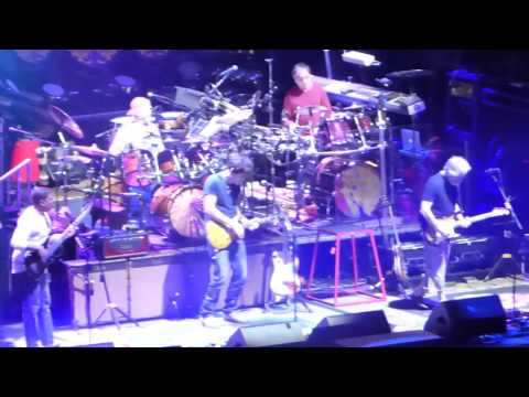 Dead & Company – Eyes Of The World – 10-31-15 Madison Sq. Garden, NYC