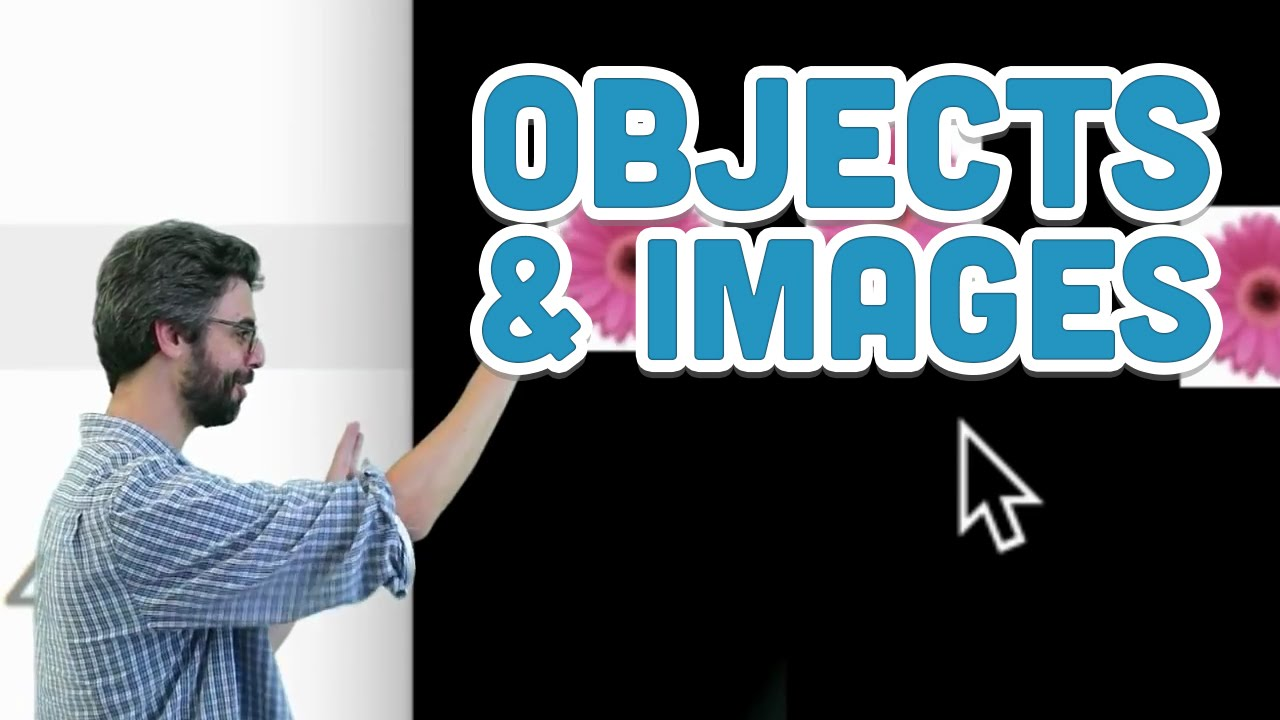 7 8: Objects and Images - p5 js Tutorial