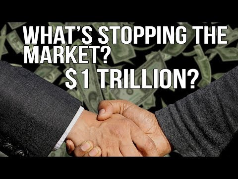 Biggest Problem Holding Back The Crypto Market? 1 Trillion Bitcoin and Altcoin Market Cap 2018?