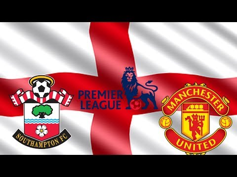 FIFA 17 - Southampton vs. Manchester United @ St. Mary's Stadium