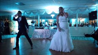 Bride and Groom's Beautiful First Dance (Nguyen Wedding)