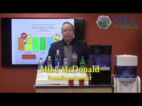 VELAQUA WATER ENRICHMENT SYSTEM DEMONSTRATION