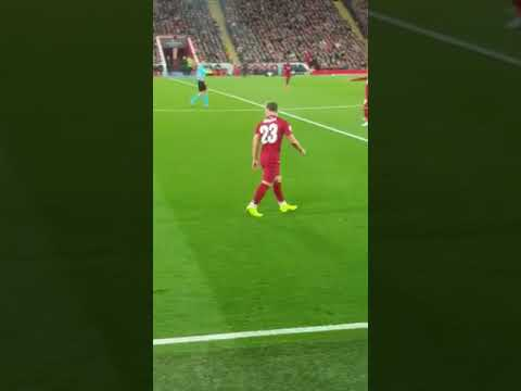 Champions league Liverpool - Crvena zvezda | Serbs salute Shaquiri!