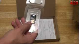 Living In Linux: D-Link Wireless N Nano USB Adapter (DWA-131) Unboxing