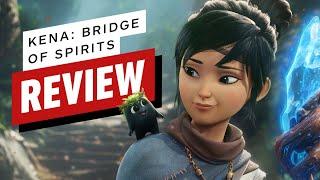 Kena: Bridge of Spirits Review (Video Game Video Review)