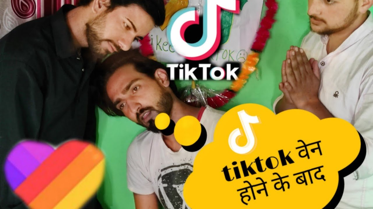 Tiktok or likee ban hone ka dukh funny video sury vines