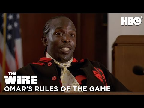 The Wire: Omar's Rules of the Game | HBO