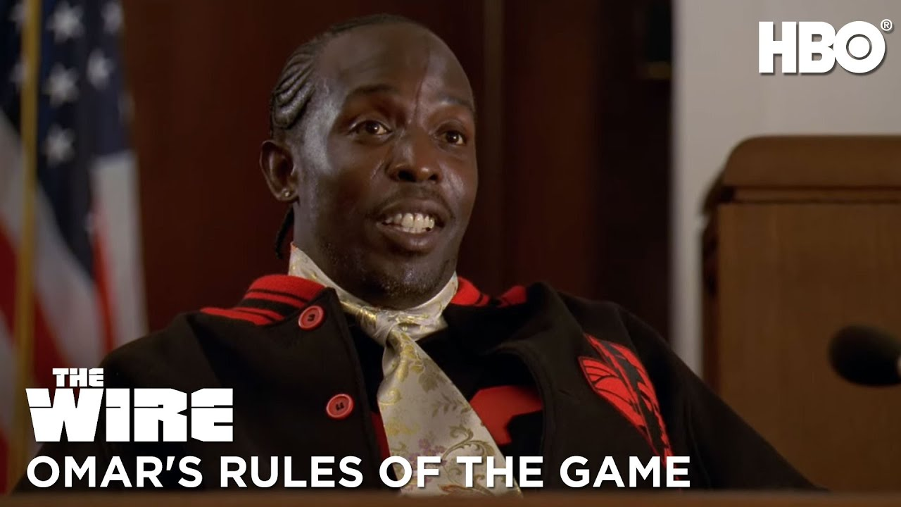 Download The Wire: Omar's Rules of the Game | HBO