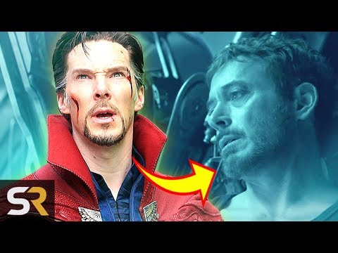 Endgame Theory: This Is What Doctors Strange Really Saw In The Future