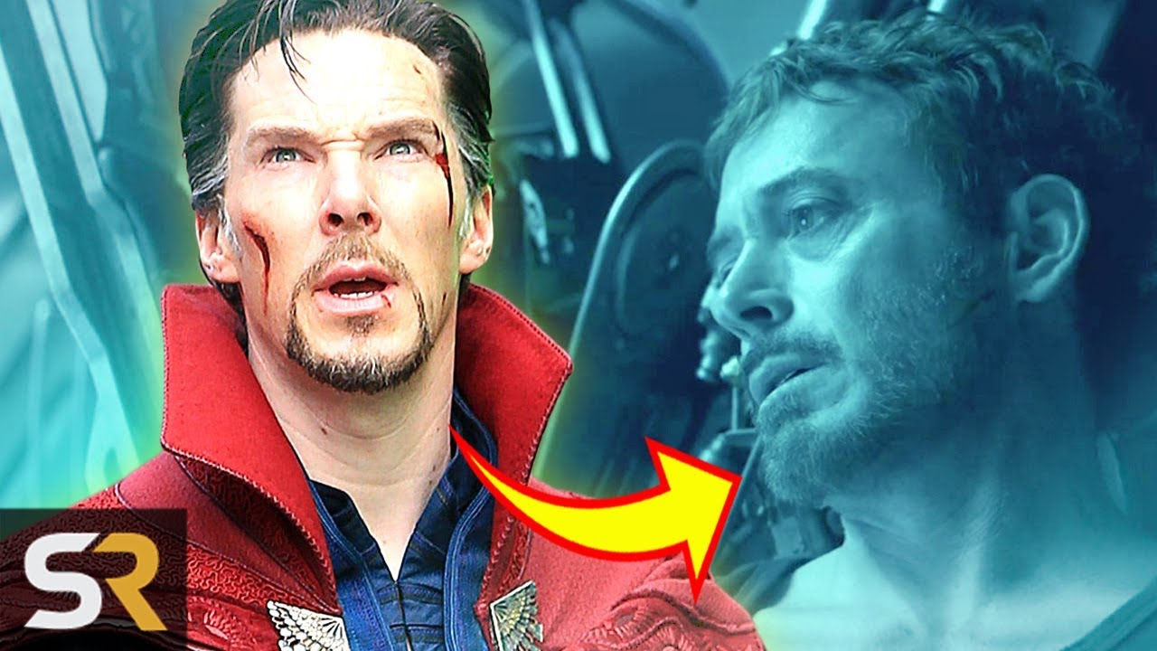 Endgame Theory This Is What Doctor Strange Really Saw In The Future