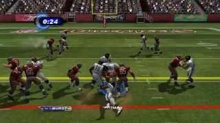 Dolphin Emulator 4.0-3469 | NFL Blitz Pro [1080p HD] | Nintendo GameCube