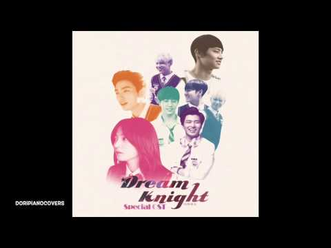 [Piano/Instrumental] 드림나이트 Dream Knight OST - Forever Love (by JB from GOT7)