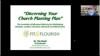 Building your church planting plan with Tim Rohel