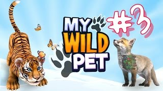 My Wild Pet: Online Animal - #3 HD Android Gameplay - Child games - Full HD Video (1080p)