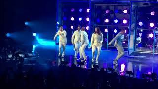 backstreet boys concert las vegas 2018