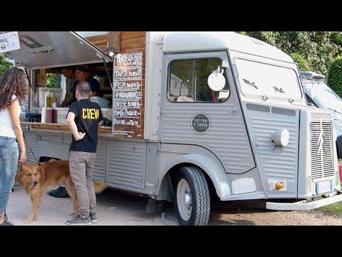 Street Food Truck Festival - Mantova, Italy 2016