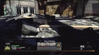 Modern Warfare 2 - Team Deathmatch - ACR Gameplay