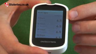 OneTouch Verio Blood Glucose Meter Review