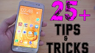 samsung galaxy j5 25 tips tricks hd