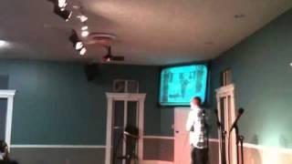 Jason Speaking about music