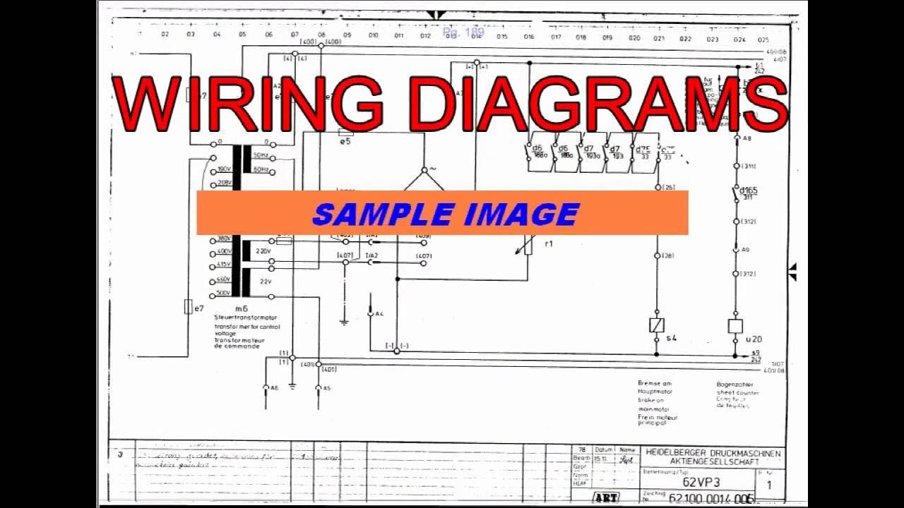 Unico Wiring Diagram