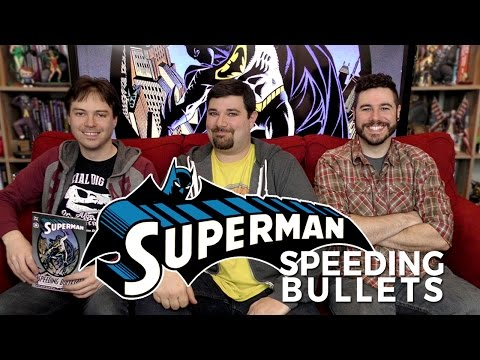 Superman: Speeding Bullets from DC Comics | Back Issues