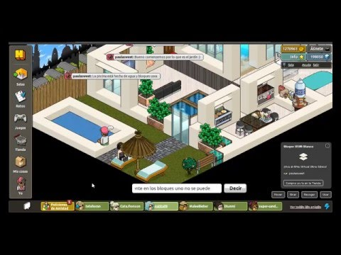 Como hacer el exterior de una casa doovi for Como hacer casa moderna habbo