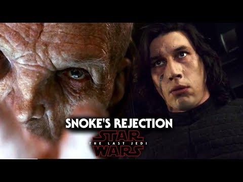 Download Youtube: Star Wars The Last Jedi Trailer - Snoke Rejects Kylo Ren