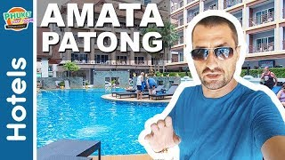 Обзор отеля Амата Патонг на Пхукете. Плюсы и минусы | Amata Patong Hotel Phuket