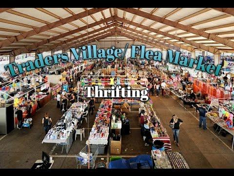 Traders Village / Flea Market/ Thrifting