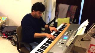 Tu Bhoola Jise | AIRLIFT | Piano Cover