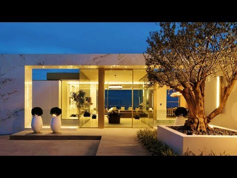 2017 Exclusive Beverly Hills' Most Expensive Modern Contemporary Luxury Residence (by Paul McClean)