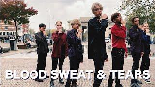 [KPOP IN PUBLIC] BTS 방탄소년단 - 피 땀 눈물 Blood Sweat & Tears Dance Cover by The Miso Zone (ft. BL4CKW7VE)