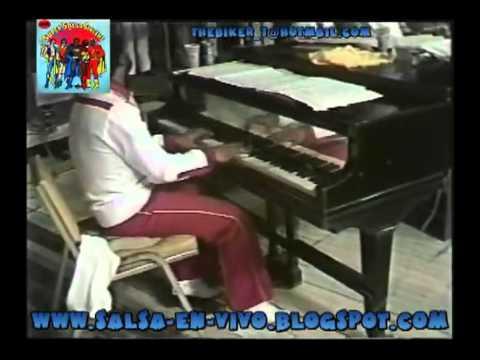 Fania All Stars en vivo desde Panama 1980 - Piano man