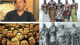 simon parkes refuses to answer questions about africans chinese indians history within ufology
