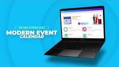 Modern Events Calendar - Getting started