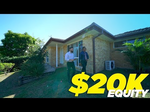 Central Coast deal! $20K INSTANT EQUITY GAIN!