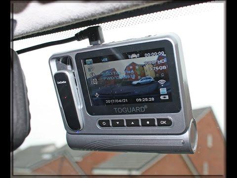 TOGUARD Car Dash Cam WIFI, 3