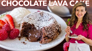How to Make Chocolate Lava Cakes Recipe | Molten Chocolate Cake
