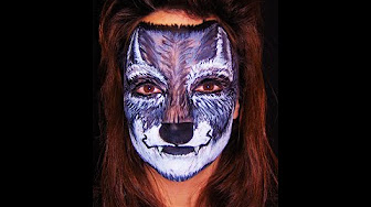 Face Painting- Zoo Animals/Birds - YouTube