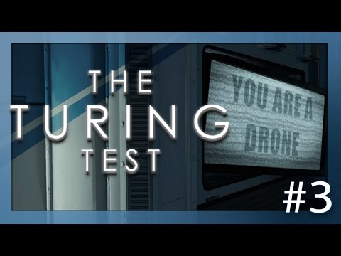 THE TURING TEST: Mind Control