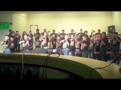David Ybarra Middle School 6th Grade Mariachi - Pablo The Reindeer