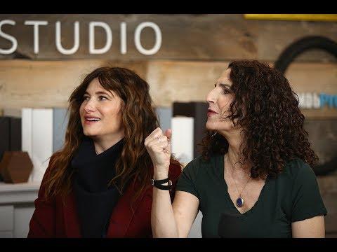 Kathryn Hahn and Kayli Carter Appreciate Tamara Jenkins' Directing Approach  SUNDANCE 2018