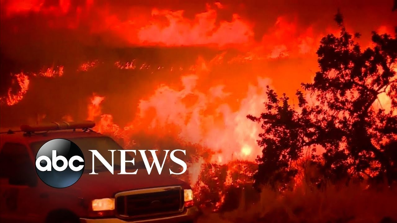 Fires rage at historic levels from California to Utah